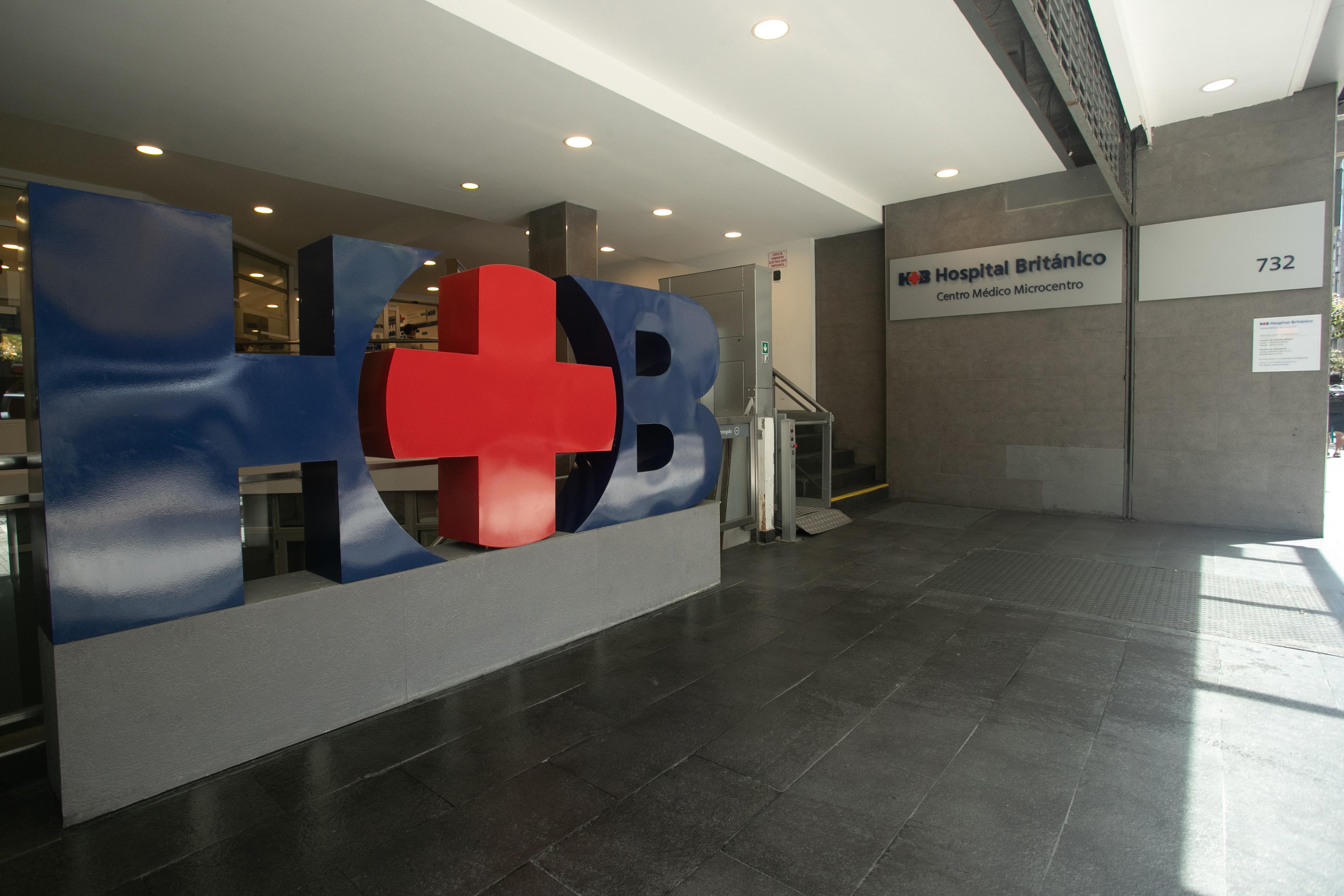 Centro Médico Microcentro, Suipacha 732, CABA